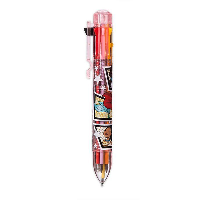 Disney Store Stylo multicolore Princesses Disney