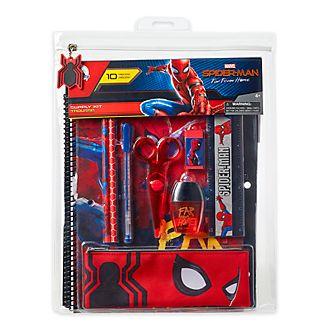 Juego de papelería Spider-Man Disney Store
