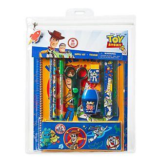 Juego de papelería Toy Story 4, Disney Store