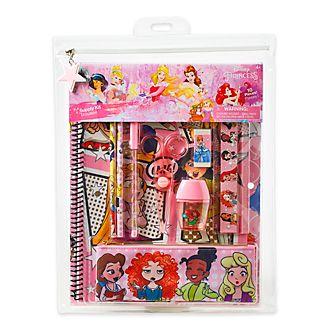 Juego de papelería Princesas Disney, Disney Store