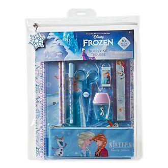 Disney Store Frozen Stationery Supply Kit