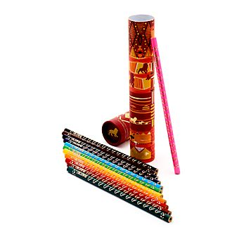 Disney Store Crayon de couleurs Le Roi Lion, boîte de 12