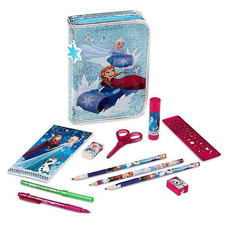 Frozen Filled Pencil Case