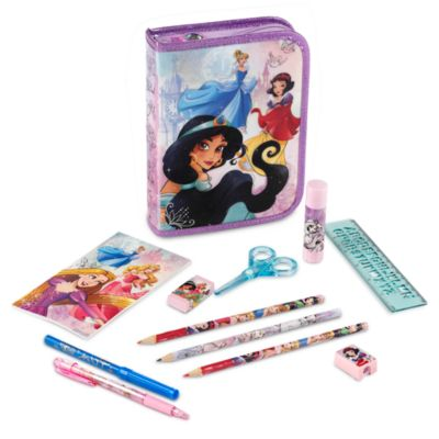 Disney Princess Filled Pencil Case