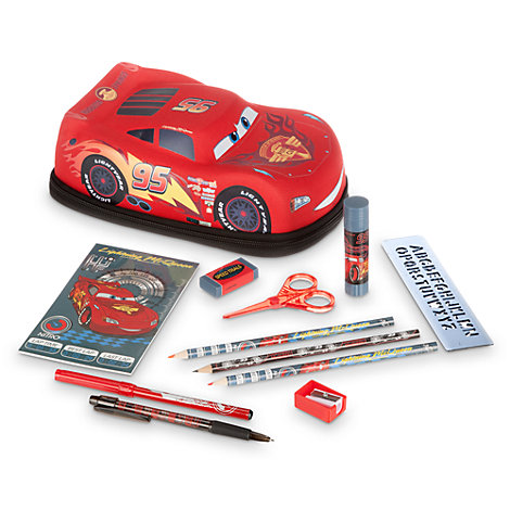 Disney Pixar Cars Filled Pencil Case