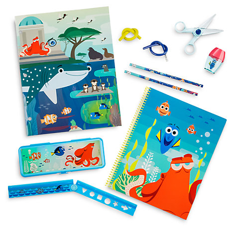 Finding Dory Stationery Supply Kit