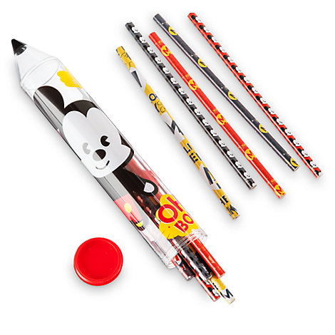 Mickey Mouse MXYZ blyantssæt