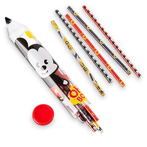 Juego de lápices MXYZ Mickey Mouse