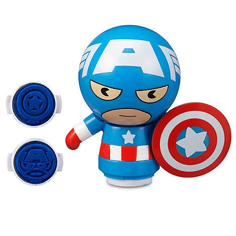 Captain America MXYZ stämpel