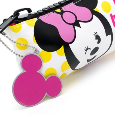 Minnie Mouse MXYZ Large Zip Pencil Case