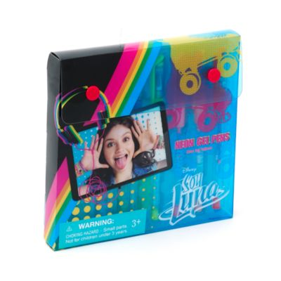 Soy Luna Gel Pens, Set of 8