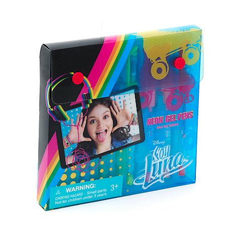 Soy Luna - Gelstifte, 8er-Set
