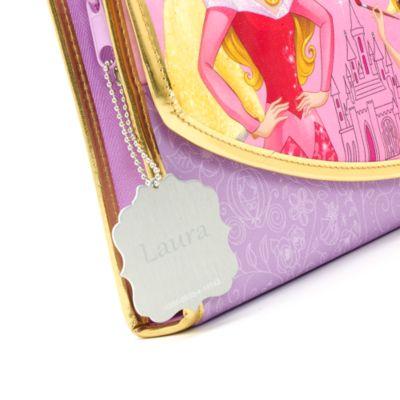 Disney Prinsessor-skrivset med blixtlås