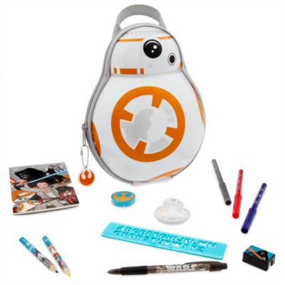 Set cancelleria con cerniera BB-8 Star Wars