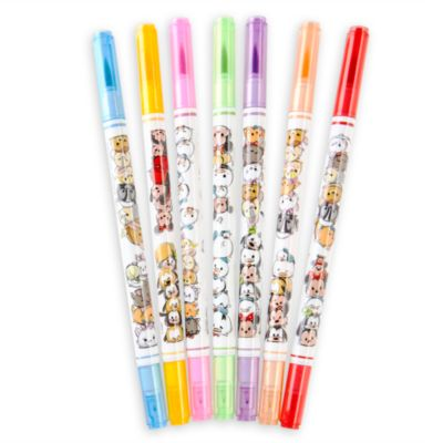 Disney Tsum Tsum Two-Tipped Marker Set