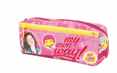 Soy Luna Pencil Case