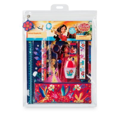 Elena of Avalor Stationery Supply Kit