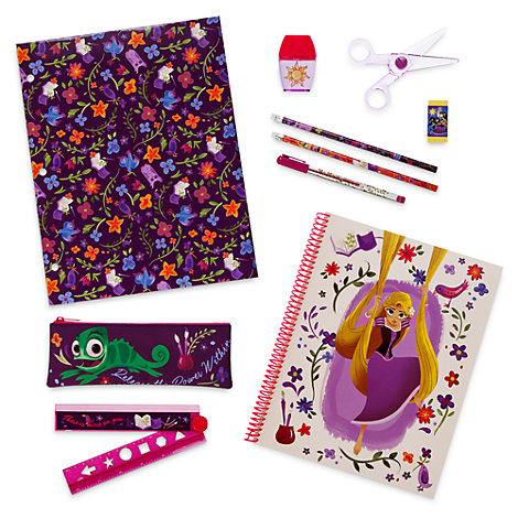 Rapunzel Stationery Supply Kit, Tangled: The Series