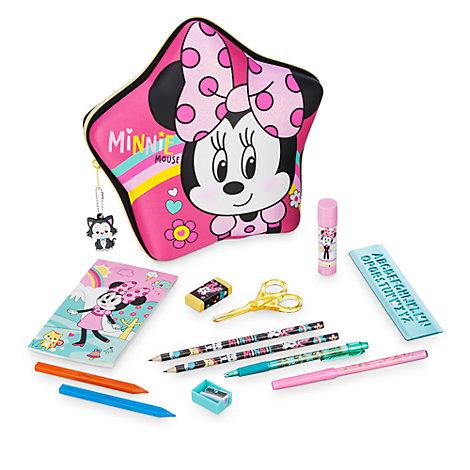 Fyldt Minnie Mouse penalhus