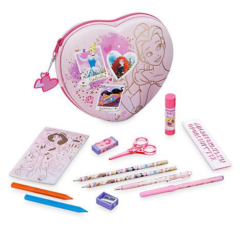 Astuccio con matite Principesse Disney