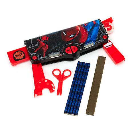 Spider-Man Homecoming - Federmäppchen mit Zubehör