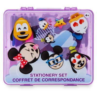 Set de papelería de emojis de Mickey y sus amigos
