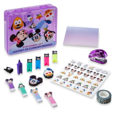 Mickey and Friends Emoji Stationery Set