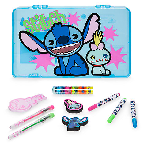 Stitch MXYZ Stationery Set