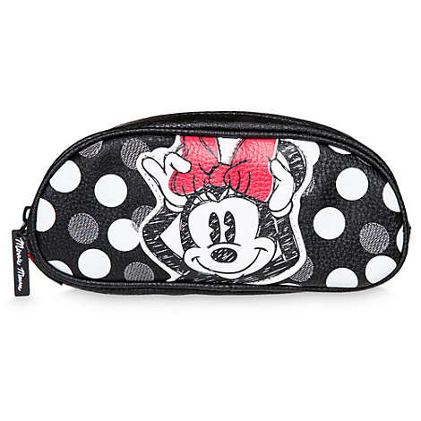 Minnie Rocks the Dots Pencil Case