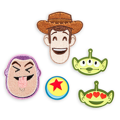 Toppe adesive Toy Story Disney Emoji