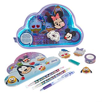 Set cancelleria Emoji Disney
