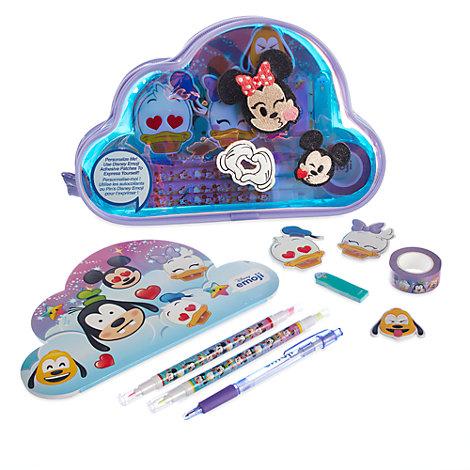 Set de papelería Disney Emoji