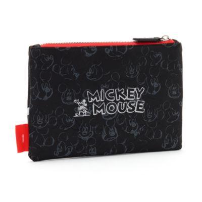 Micky Maus - Sketch Federmäppchen - schwarz