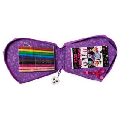 Disney Store Vampirina Zip-Up Stationery Kit