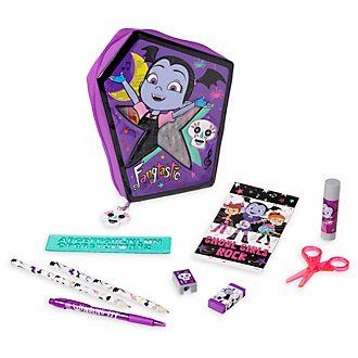 Set papelería con cremallera Vampirina Disney Store
