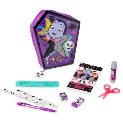 Disney Store - Vampirina - Federmäppchen mit Inhalt