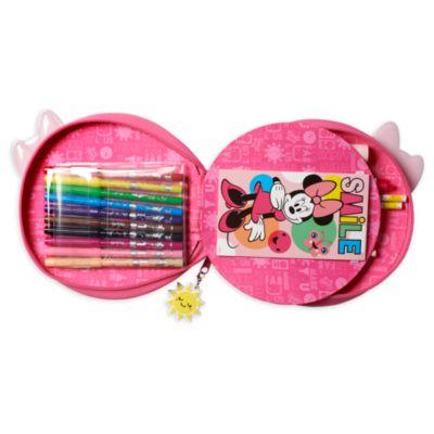 Disney Store - Minnie Maus - Federmäppchen mit Inhalt