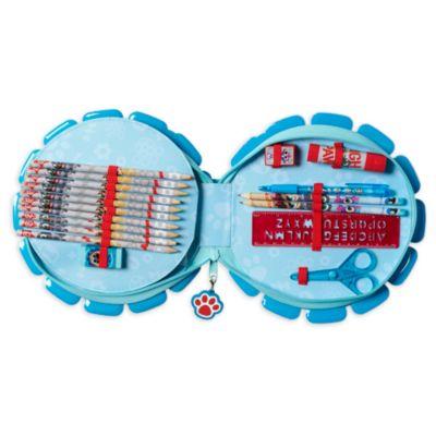 Set papelería con cremallera Bingo y Rolly Disney Store