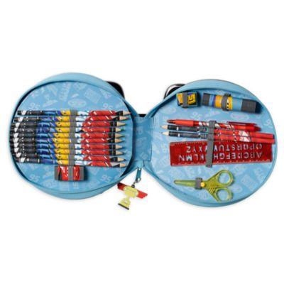 Kit de fournitures zippé Disney Pixar Cars3