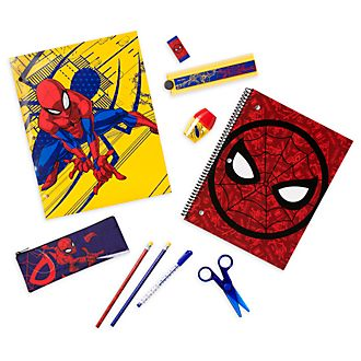 Set cancelleria Spider-Man Disney Store