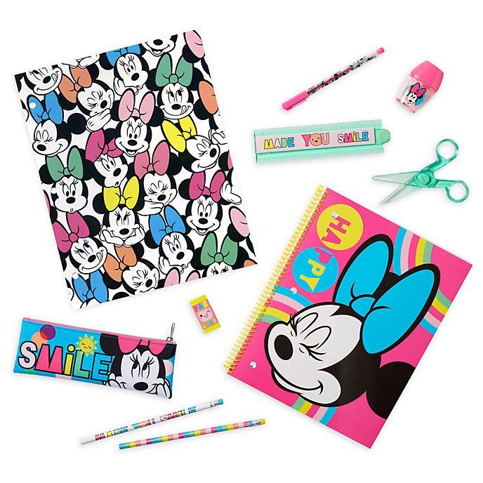 Disney Store - Minnie Maus - Schreibset