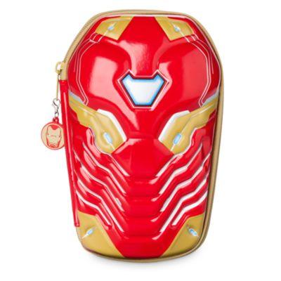 Disney Store Iron Man Pencil Case, Avengers: Infinity War