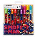 Disney Store - Spider-Man - Abwischbare Filzstifte, 9er-Set