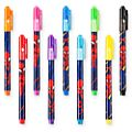 Disney Store Spider-Man Erasable Markers, Set of 9