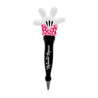 Stylo lumineux Minnie Mouse