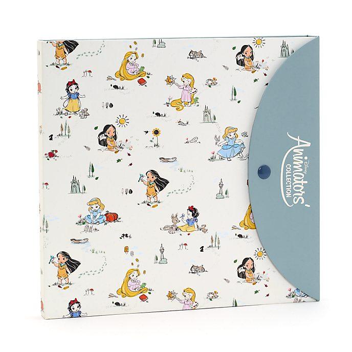 Libro para colorear colección Disney Animators, Disney Store