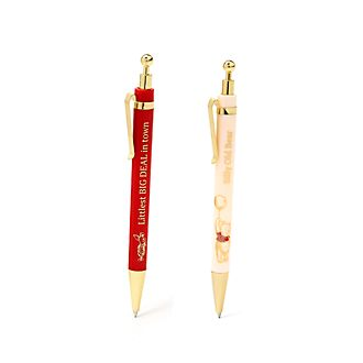 Disney Store Winnie the Pooh Pen Set, Christopher Robin
