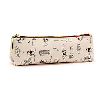 Disney Store Winnie the Pooh Pencil Case, Christopher Robin