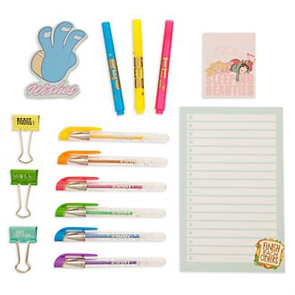 Disney Store Disney Princesss Stationery Set, Wreck-It Ralph 2