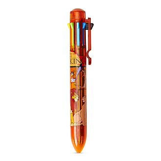 Disney Store Stylo multicolore Le Roi Lion Oh My Disney